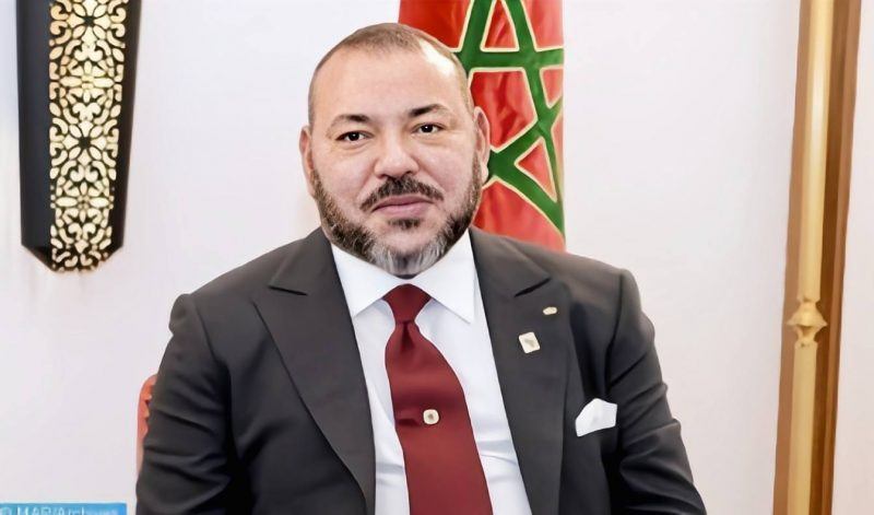 King of The Kingdom of Morocco, HM King Mohammed VI
